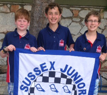 Sussex players at WSCC 2013