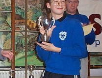 Charlie Linford - Under 16 winner