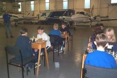 West vs East in Hangar 2