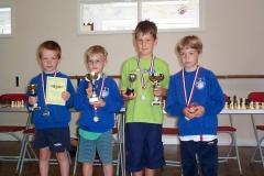 Under 7 prizewinners