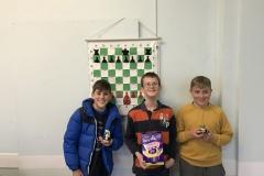 Uckfield Academy - Rook Raider - 12.04.18 -Easter Egg & Special Award winners