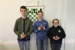 Uckfield Academy - Rook Raider - 12.04.18 - Top three