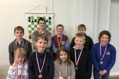 Uckfield Academy - Rook Raider - 12.04.18 - Year Group winners